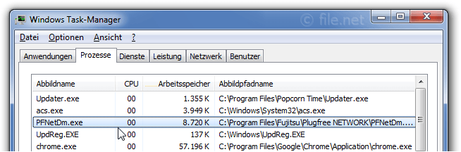 plugfree network windows10