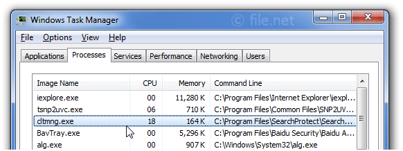 cltmng.exe Windows process - What is it?