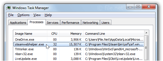 steamwebhelper exe Windows process - What is it?