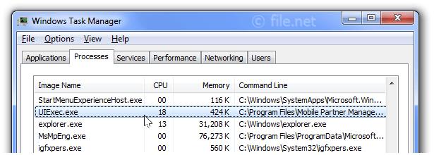 uiexec.exe windows 7